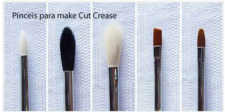 Maquiagem Cut Crease - Como Fazer