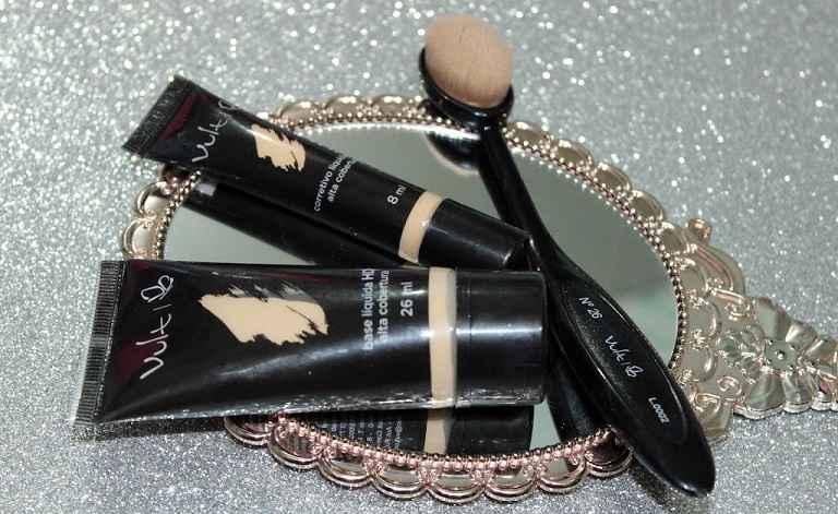Maquiagem HD Alta Cobertura Vult – Lançamento