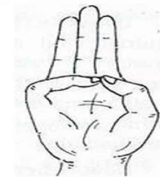 Mudras Yoga Com os Dedos – Como Praticar