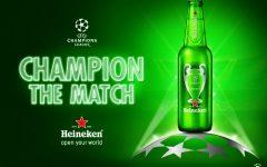 Promoção Heineken Champion The Match – Como Participar