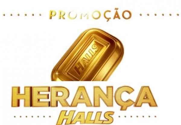 Promoção Herança Halls – Como Participar