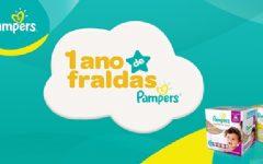 Promoção Um Ano de Fraldas Pampers – Como Participar