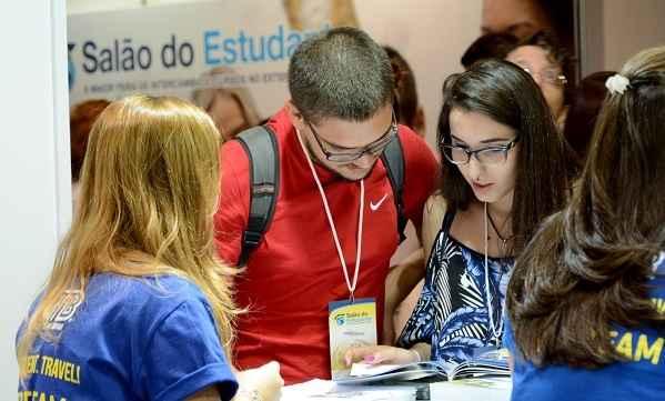 Salão do Estudante Intercâmbio 2017 - Como Participar
