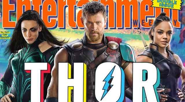 Thor Ragnarok – Personagens Revelados