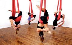 Yoga Aérea – Benefícios