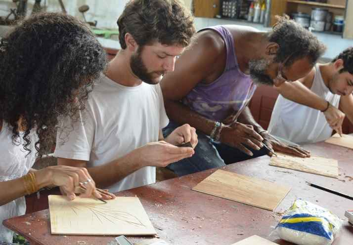 Curso No Museu Arte Moderna da Bahia – Inscrições