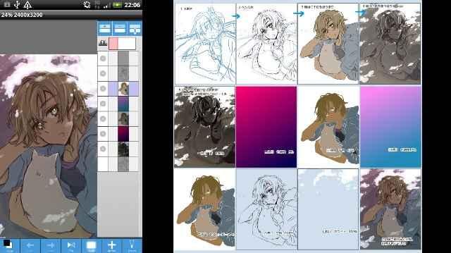 Desenho e Pintura no Android – Aplicativos