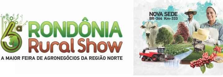 Feira de Agronegócio Rondônia Rural Show – Inscrições Para Artesãos