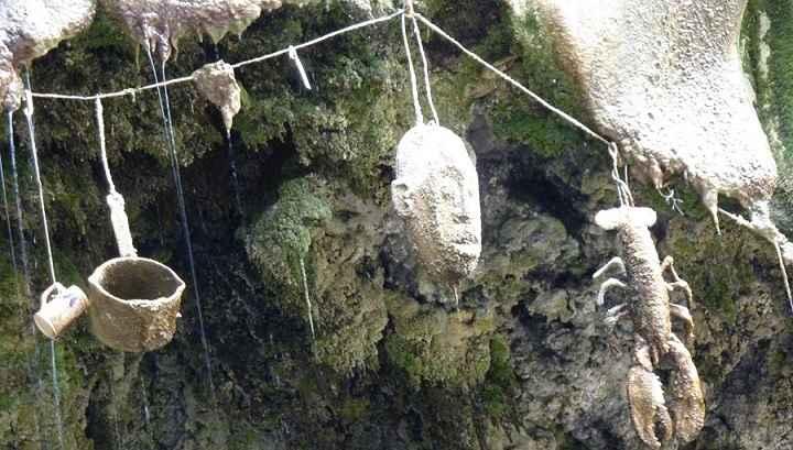 Poço Petrificante – Transforma Tudo Em Pedra