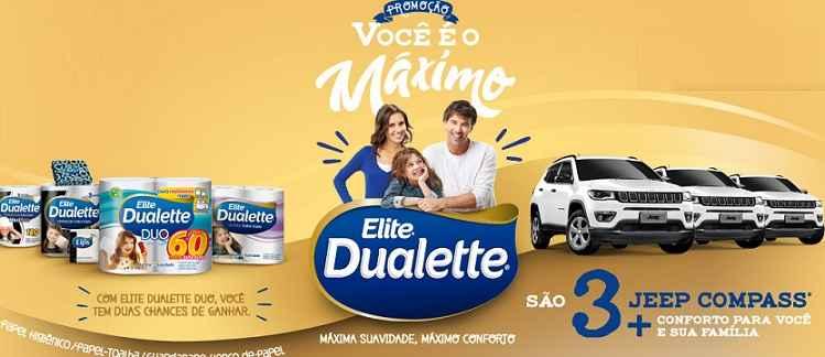 Promoção Elite Dualette Você é o Máximo – Como Participar
