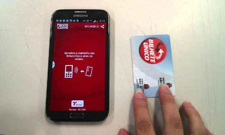 Bilhete Único de São Paulo – Aplicativos Para Recarga
