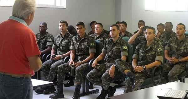 Concurso Exército Para Escola de Formação de Sargentos - Inscrições