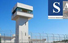 Concurso Secretaria de Administração Penitenciária de SP – Inscrição