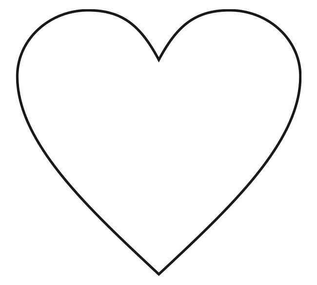 Coração Com Rolinhos de EVA– Material e Vídeo