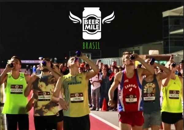 Corrida Beer Mile – Esporte e Cerveja