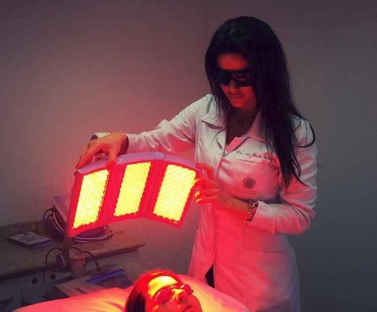 Fotomodulação a Laser e LED - Indicações
