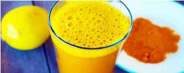 Limonada Com Açafrão Para Depressão – Receita