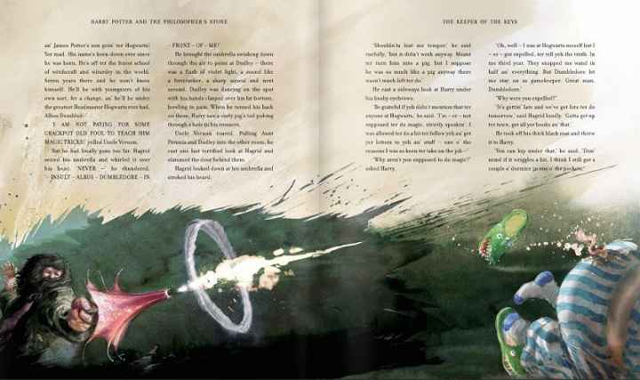 Livro Harry PotterCâmara Secreta Ilustrado – Lançamento