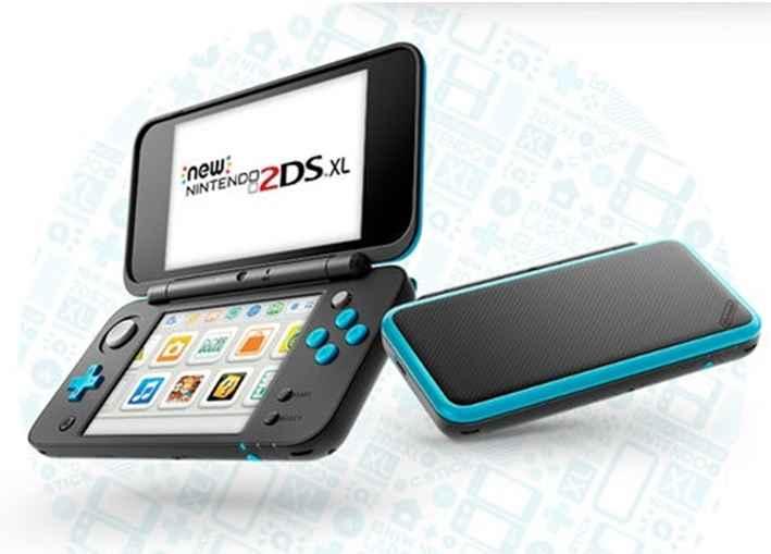 Nintendo Portátil 2DS XL – Lançamento