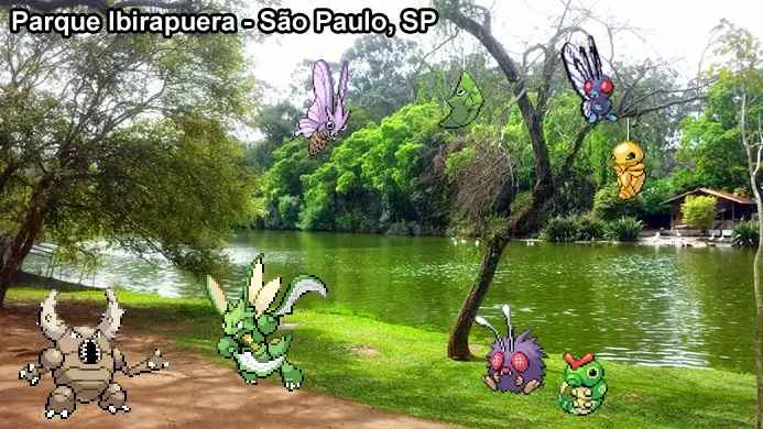Pokémon Go Tem Novo Tema – Novidade