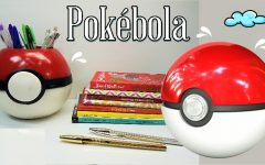 Porta Lápis Pokébola – Material e Vídeo