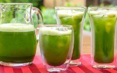 Suco de Espinafre Para Reduzir Gordura – Benefícios e Receita