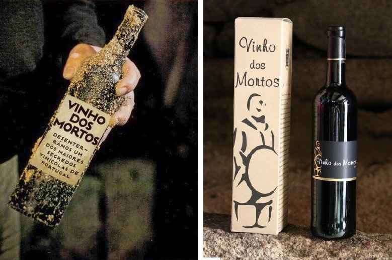 Vinho Dos Mortos – Tradição