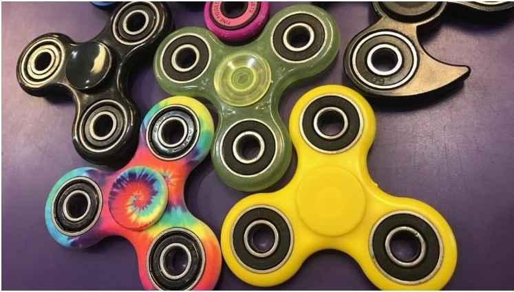Brinquedos Spinners – Lançamento No Brasil