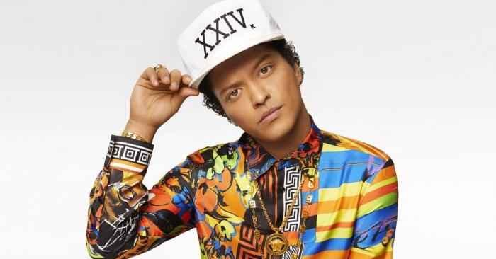 Bruno Mars Shows Extras no Brasil – Data e Ingressos