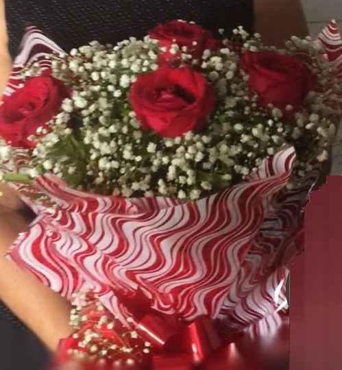 Buquê de Rosas Para Presente – Material e Como Fazer