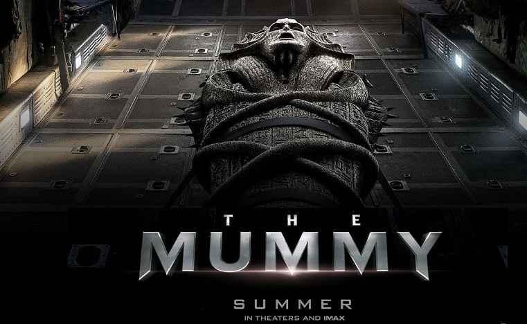 Concurso Cultural A Múmia Universal e Cinemark – Como Participar