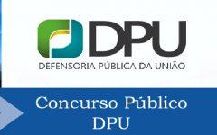 Concurso Defensor Público Federal – Inscrições