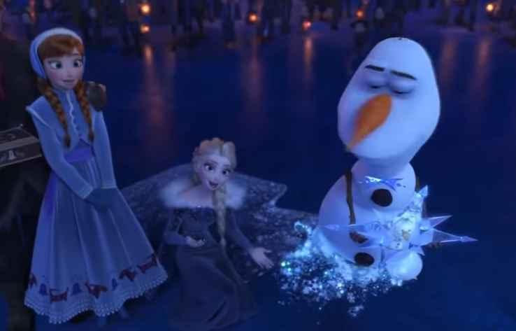Especial de Natal Olaf da Disney – Vídeo Trailer