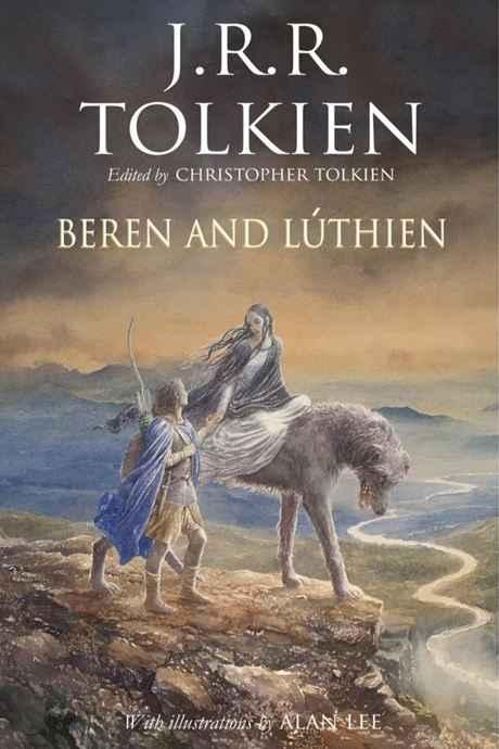 Novo Livro de Tolkien 'Beren and Lúthien' - Lançamento 2017