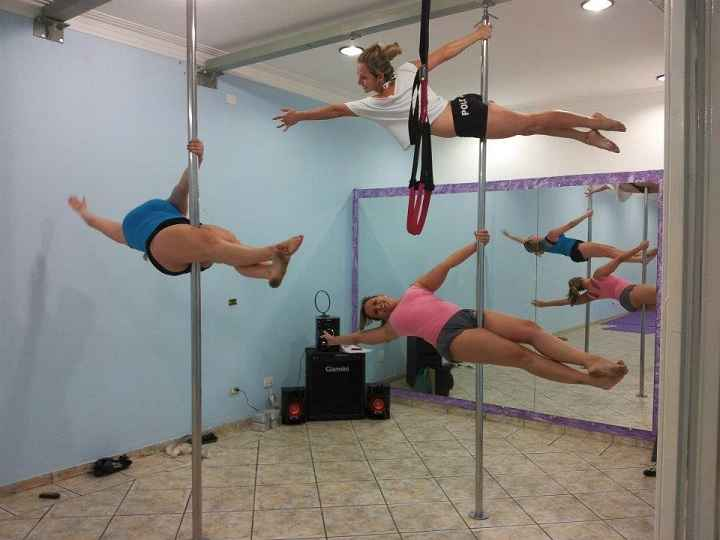 Pole Dance - Benefícios