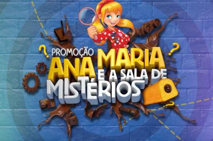 Promoção Ana Maria e a Sala de Mistérios – Como Participar