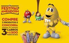 Promoção Festival do Amendoim – Como Participar