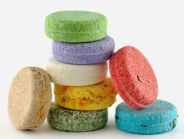 Shampoo Sólido – Como Usar