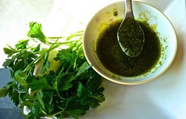 Óleo de Salsa Natural - Propriedades e Benefícios