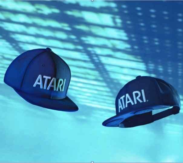 Boné Inteligente Atari - Novidade