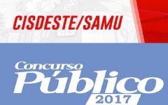Concurso CISDESTE de Minas Gerais- Inscrições