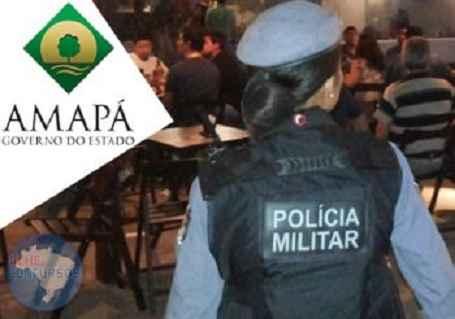 Concurso Soldado Polícia Militar Amapá - Inscrição