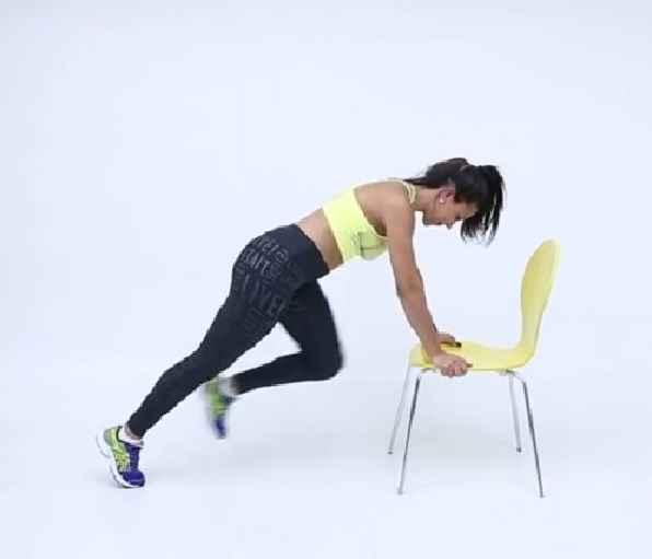 Exercícios Em Casa Com Cadeira – Como Fazer e Vídeo