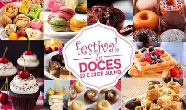 Festival de Doces Na Paulista - Datas
