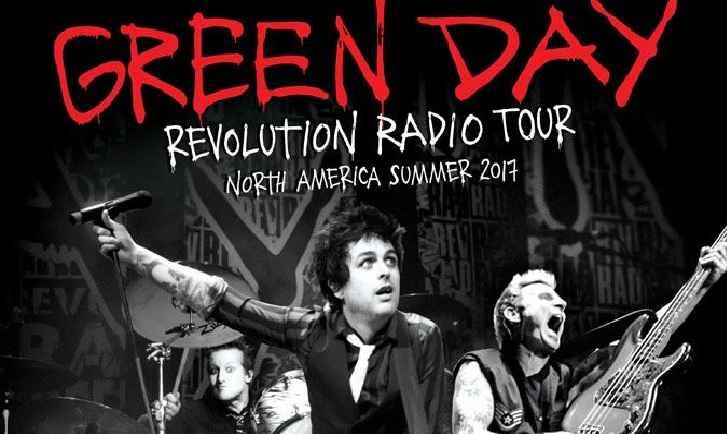 Green Day No Brasil 2017 – Ingressos