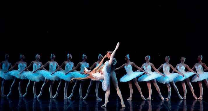 Kiev Ballet Em São Paulo – Estreia e Ingressos