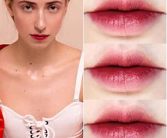 Lábios de Picolé – Nova Tendência