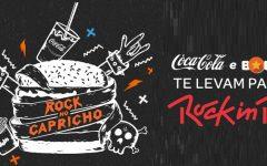 Promoção Coca-Cola e Bobs Fã Rock in Rio – Como Participar