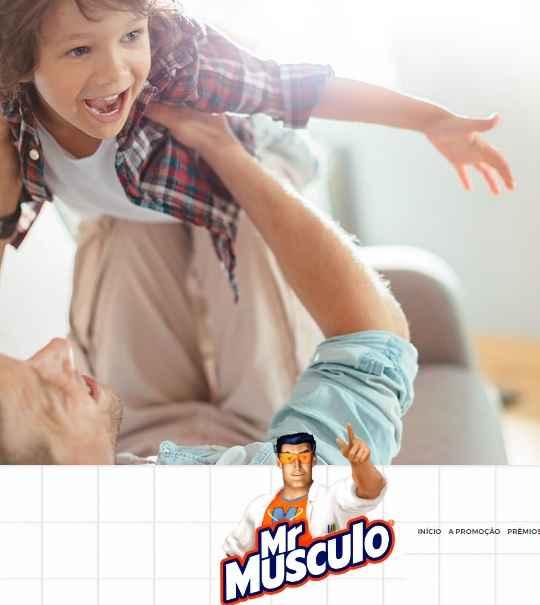 Promoção Mr Músculo Limpe Menos Viva Mais - Como Participar