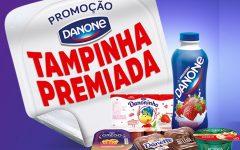 Promoção Tampinha Premiada Danone – Como Participar